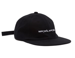 HOTEL BLUE NEW YORK, NEW YORK CAP BLACK