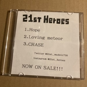 21st Heroes / 1st demo (CDR)
