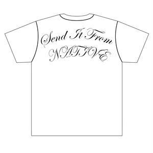 NEW NATIVE Tシャツ ホワイト