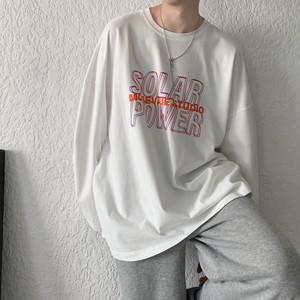 ビックシルエットプリントTシャツ