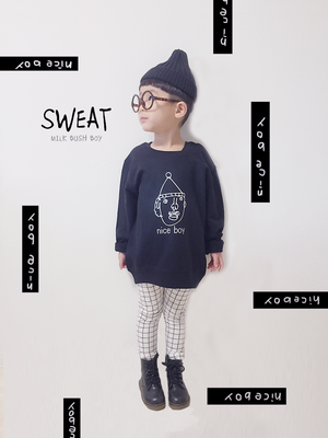 KIDS SWEAT 【nice boy】