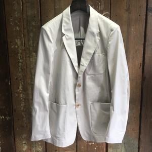 【08sircus】Supima cotton gaberdine jacket
