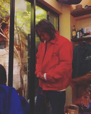 Skool Original / 対照 coach jacket