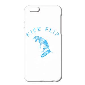 送料無料 [iPhoneケース] kick flip