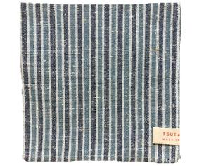 三河木綿のハンカチ(color;7)