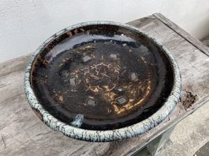 堤焼 石皿