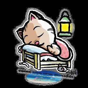 <アクリルフィギュア 160×160>おやすみーちゃん