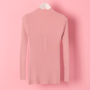《予約商品》BOTTLE NECK TIGHT KNIT(VN1710015)
