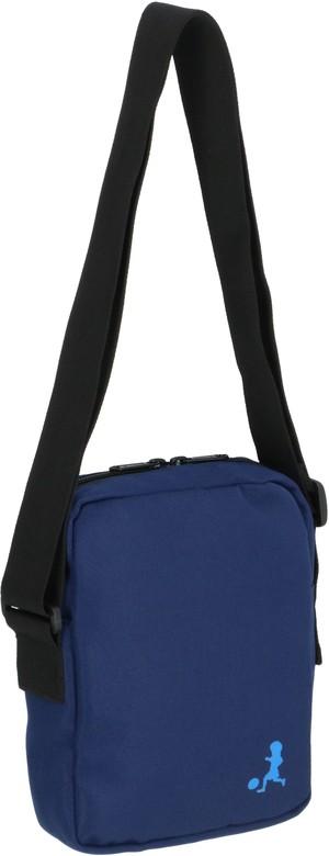 19024 Duelo Logo Mini Shoulder Bag NVY
