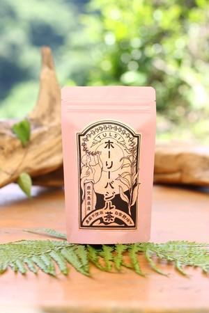 鹿児島県産自然栽培ホーリーバジル茶40g(ティーカップ約80〜90杯分)