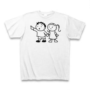 マジカTシャツ(白)