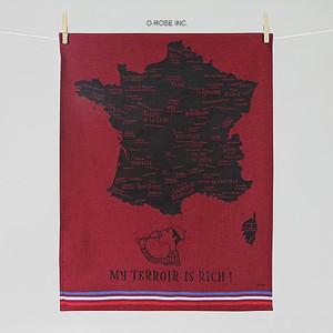 ティータオル マイ・テロワール・イズ・リッチ ヴィニューブルのワインシリーズ
