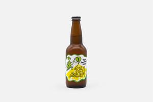 茶ビール(広島在来煎茶 使用)
