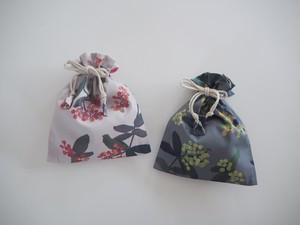 Mochinoki 巾着ミニポーチ