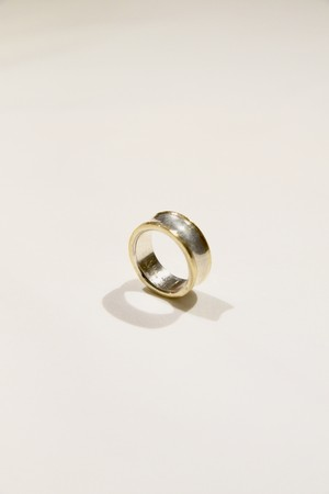 【GIGI】Gold line ring