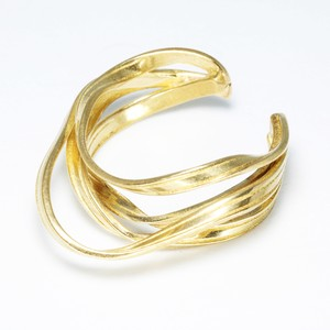 ribbon ring A (brass)