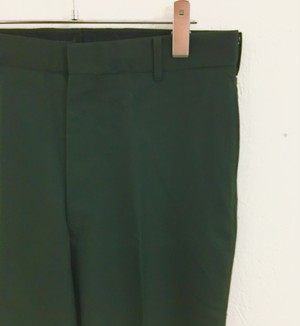 U.S. ARMY : dress slacks (dead stock)