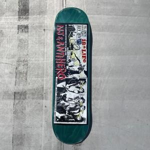 NJ SKATESHOP x ANTIHERO / 18 & LIFE / 8.25x32inch (21x81.28cm)