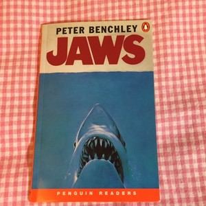 Jaws(Penguin Readers: Level 2) ※特価
