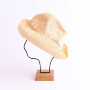 mature ha./BOXED HAT 101 natural