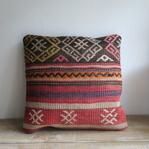Kilim cushion (one of a kind)
