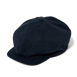 "Just Right ""Sports-Newsboy Cap Cotton Twill"" Navy"