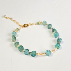 【heartwarming bracelet】 Apatite(アパタイト)