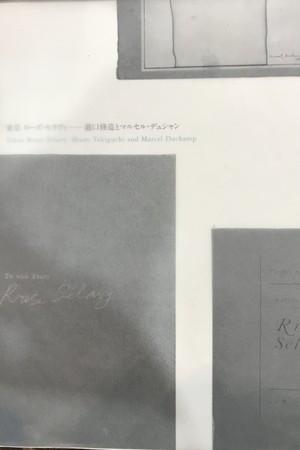 東京ローズ・セラヴィ 瀧口修造とマルセル・デュシャン