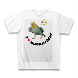 送料無料!セキセイインコ愛が伝わるTシャツ 小鳥愛好家必須 (BBT01)