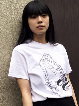 ショベルカーTシャツ