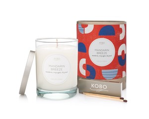 KOBO Mandarin Breeze CANDLE