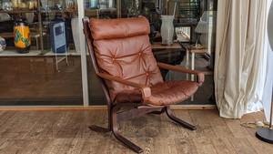 Vintage Siesta Armchair by Ingmar Relling for Westnofa