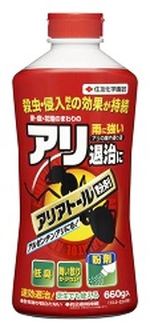 住友化学園芸 アリアトール粉剤 660g