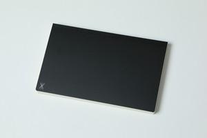 新しい「超」結果手帳 黒