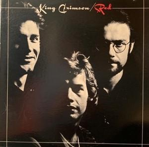 【LP】KING CRIMSON/Red