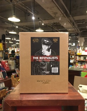 【洋雑誌】 men's file archive THE REVIVALISTS