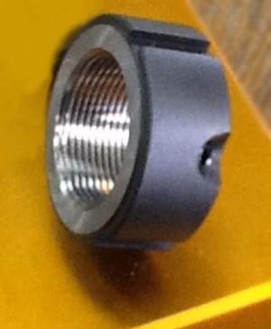 GLO M-YSF M56×2P 精密ロックナット