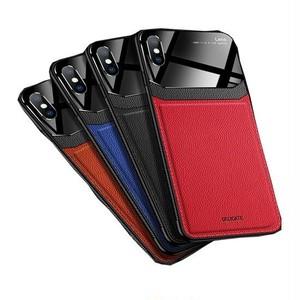 予約  スマホケース レザーケース 背面カバー iPhone アイフォン おしゃれ 耐衝撃 軽量 大人 シンプル 薄型 TPU スーツ ビジネス 男性 h1028