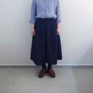 YAMMA 松阪木綿タックスカート TAC-SK ヤンマ産業
