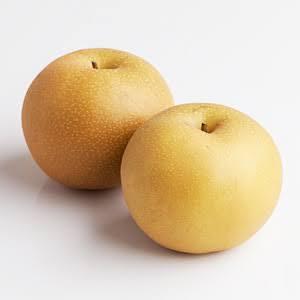 自然農梨3〜4個*約1kg(個体差があります)
