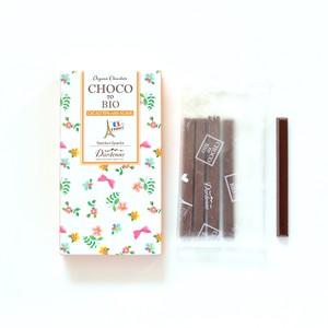 チョコっとビオ 有機アガベチョコレート 70%