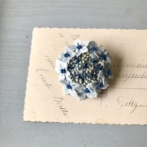 額紫陽花・藍生葉