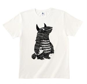 ねれない怪獣Tシャツ