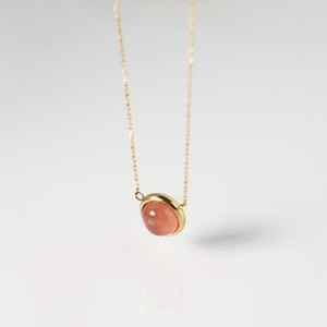 Rosy Drop / Necklace