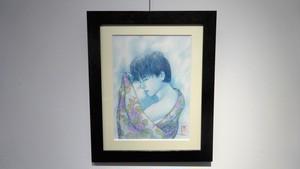 【20%OFF】絵画「紫陽花」(2016年)