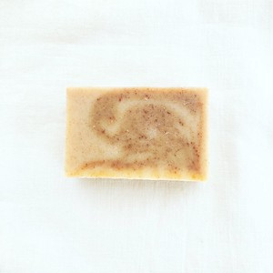 Palm Free Hand made soap 【小豆&シナモン&オレンジ】パームフリー石鹸