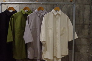 Design over solid shirt