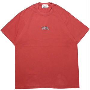 TAG HEAVY WEIGHT GARMENT DYE S/S TEE(PINK)