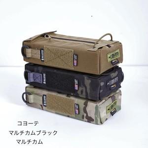 Ballistics (バリスティクス)  NEW TISSUE CASE (ニューティッシュケース)