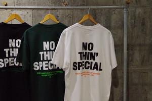 NOTHIN' SPECIAL S/S'21 LOGO TEE